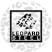 LEOPARD STEEL 缶バッジ