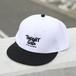 GIG FLAT CAP(WHITE)