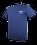 アクオレワンポイントトリコロールTシャツ