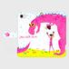 pink saurus手帳型(小・中)受注生産¥3600