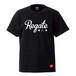 REGATEロゴTシャツ/ブラック