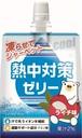 熱中対策ゼリーライチ味 5ケース(1ケース24本入り)