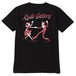 DEADLY DANCE PARTY TEE - DANCE (BLACK) /  RUDE GALLERY