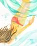 "YUMI YAMADA POSTCARDS ""SPARKLE"""