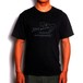 MOUNTAIN × GAKIYA ISAMU Tシャツ /  LOGO / Gray