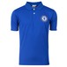 チェルシーFC(CHELSEA FC) Mens Basic Blue ポロ