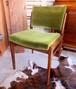 """webe"" Teakwood Dinner Chair"