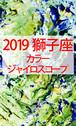 2019 獅子座(7/23-8/22)【カラージャイロスコープ】
