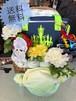 おむつケーキ/オムツケーキ/Redy/レディー出産祝い/誕生日祝い/お祝い/おむつベビーカー/おむつバイク