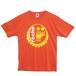 R8TU1TO クラウンTシャツ オレンジ