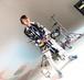 DARKHERO オーバーサイズミリタリージャケット【Blue】