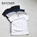 BATONER/バトナー・Pack V Neck T-Shirt