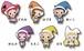 【おじゃ魔女どれみドッカーン!】TINYシリーズラバーストラップ:6個入りBOX【予約受付商品】