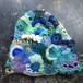 freeform crochetの帽子