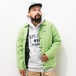 WN Camping Jacket Garment Dye (Light Green)