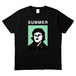 「SUMMER」Tシャツ