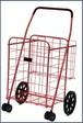 Premium Heavy duty metal folding shopping cart (ショッピングカート)