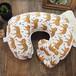 【★期間限定SALE !!】送料無料 かわいいトラ模様 授乳クッション 赤ちゃん枕付き 送料無料 北欧 洗濯可