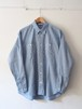FUJITO B/S Work Shirt Blue,Black,Pink