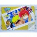 Project A-ko 2 & Dancouga - B3 size Anime Double Sided Poster Animedia 1987 May