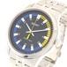 オリエント ORIENT 腕時計 メンズ SQC0U005F0 クォーツ カーキ シルバー