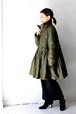 REKISAMI / boa liner blouson coat