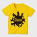 KIDS_Tシャツ(手影絵動物・デイジー)