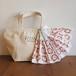 半手ぬぐい付きランチバッグB・Lunch Bag with Mini TenuguiB