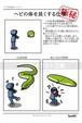 ヘビの体を長くする仕事(ポストカード)