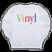 """Vinyl  -All day, All night- "" Sweat 12.4oz"