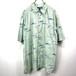 【USED】 Aloha shirt
