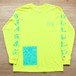 AFTER HOURS × Rob Kidney/T-shirts(Fluorescent yellow green)