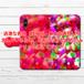 #070-005 手帳型iPhoneケース 手帳型スマホケース 全機種対応 iPhoneX ポップ かわいい Xperia iPhone5/6/6s/7/8 ARROWS AQUOS おしゃれ 可愛い Galaxy HUAWEI Zenfone タイトル:ピンク☆ナース 作:プラネ