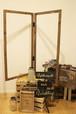 ウェルカムスペースを演出するディスプレイ用の木枠 【wood】