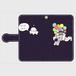 宇宙の風景 Android手帳型ケース