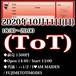 【来場チケット】10/11(日) (ToT)