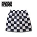 Checkered flag Fleece Skirt