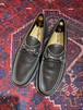 .GUCCI LEATHER HORSE BIT LOAFER MADE IN ITALY/グッチレザーホースビットローファー 2000000047188