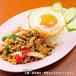 ガパオガイ(鶏ひき肉のバジル炒め)