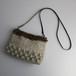 パプコーン編みポシェット