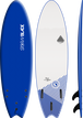 Storm Blade 6ft6 Swallow Tail Surfboard / Navy