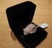 帯留 トラ猫