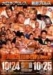 2020年10月24日(土) 新潟プロレス×大日本プロレス合同興行 西川多目的ホール大会 最前列スーパーシート席