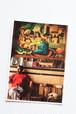 【ポストカード】エジプトのカフェにて