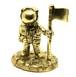 SOLID DESIGN SDr-215 【立体ピンズ】 ハットピンシリーズ Hat Pins【宇宙飛行士】