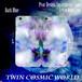Twin cosmic world【ダークブルー】スマホケース(ハード) iPhone/Android