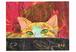 2010年「覗く猫〜red」絵はがき
