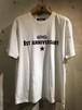 RAKUGAKI 1ST ANNIVERSARY T-Shirts WHITE