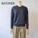 BATONER/バトナー・シルクニット