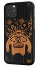 Monster Head - Bamboo - iPhone12/12 Pro/12 mini